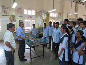 Training on Practical Appliocation of 5%27s housekeeping  System Imparted to Students