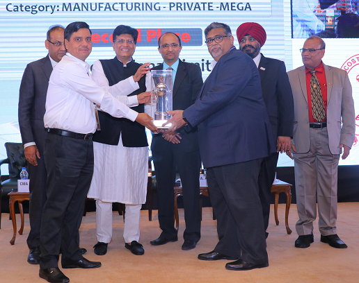 KEC wins Excellence in Cost Management for Manufacturing (Private – Mega) at the 15th National Awards for Excellence in Cost Management