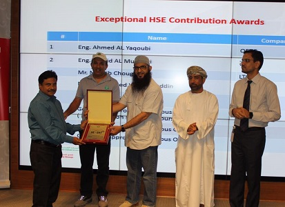 Exceptional HSE Performance by OETC.